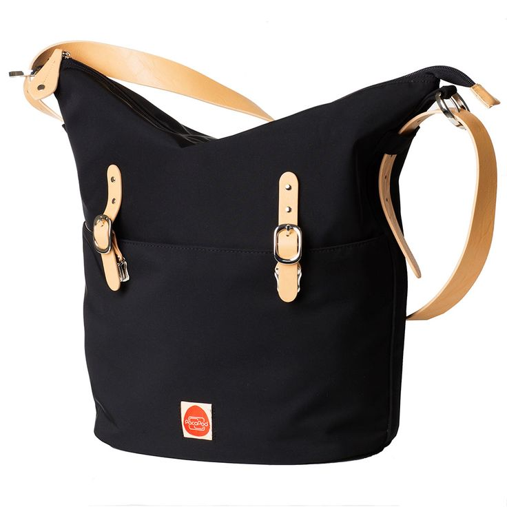 We love the quirky design of the PacaPod Idaho in Black