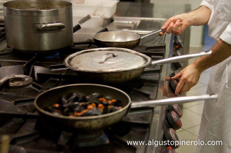 #cozze alla napoletana. #Pinerolo #cibo #cucina #ricette #foodie #cucinaitaliana #gnam