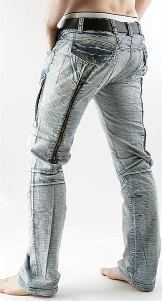 Фото мужские брюки джинсы с заниженной талией
