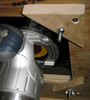 Best 25 router table insert ideas on pinterest diy router in part two ill show how i install the phenolic router table insert plate and mount the router to it the router plate is 9 greentooth Images