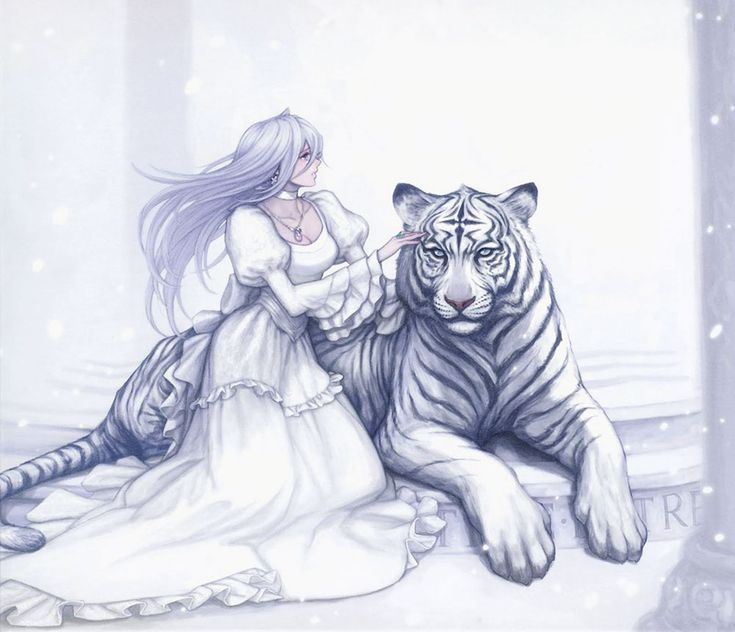 Kanan & Tiger - Pictures & Characters Art - The Last Story