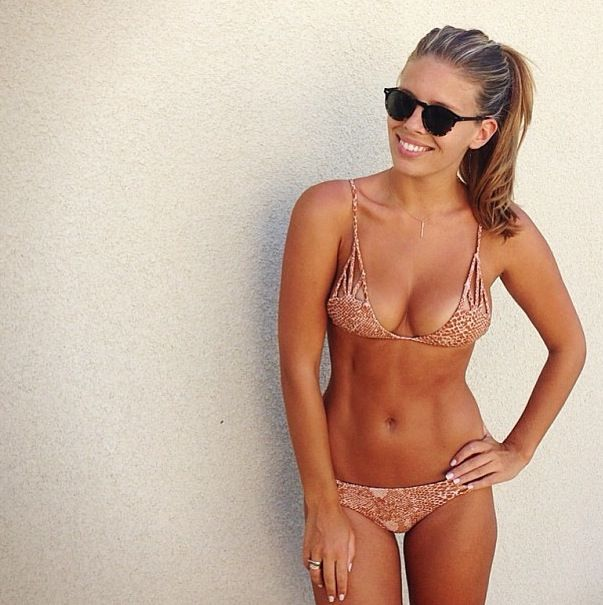 Personally i think Tash Oakley's figure is perfect! #girlcrush #dreambody