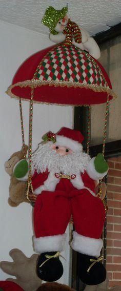 moldes muñecos navidad - Buscar con Google