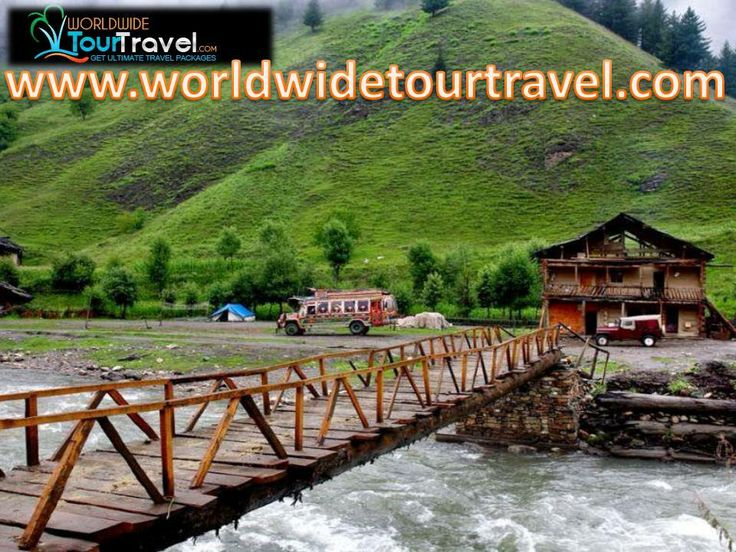 It is situated in the state of Jammu & Kashmir, northern India and is world famous.http://bit.ly/U9o30M