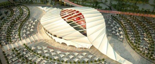 2022 Dünya Kupası'nın ana stadı Çinlilerden
