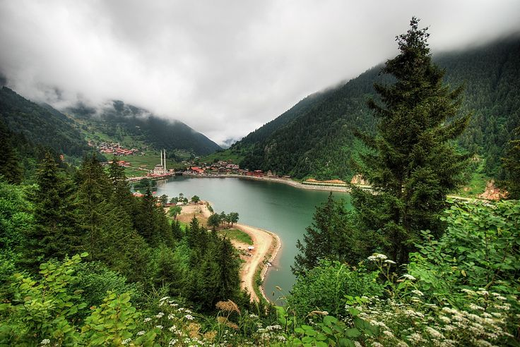 Uzungöl (Long lake) by Mustafa Tayar on 500px, Trabzon / Turkey