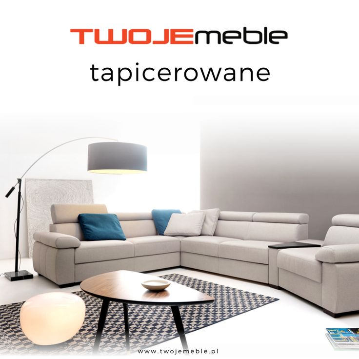 Twoje meble tapicerowane – na zdjęciu narożnik Zoom, Etap Sofa #TwojeMeble #MebleTapicerowane #MebleWypoczynkowe #Narożnik #Zoom #EtapSofa