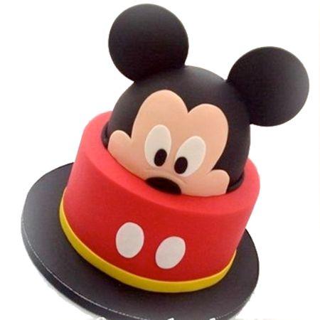 Pastelería Terely   Ponque 3D Mickey Mouse