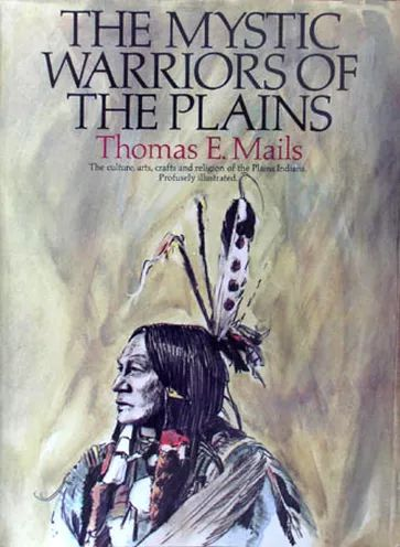 The Mystic Warriors of the Plains - T.E.Mails   INDIANI.CZ