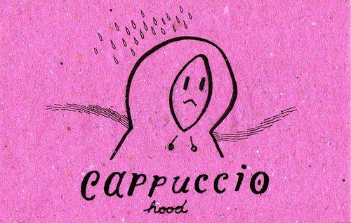 Learning Italian Language ~ Cappuccio (hood) IFHN