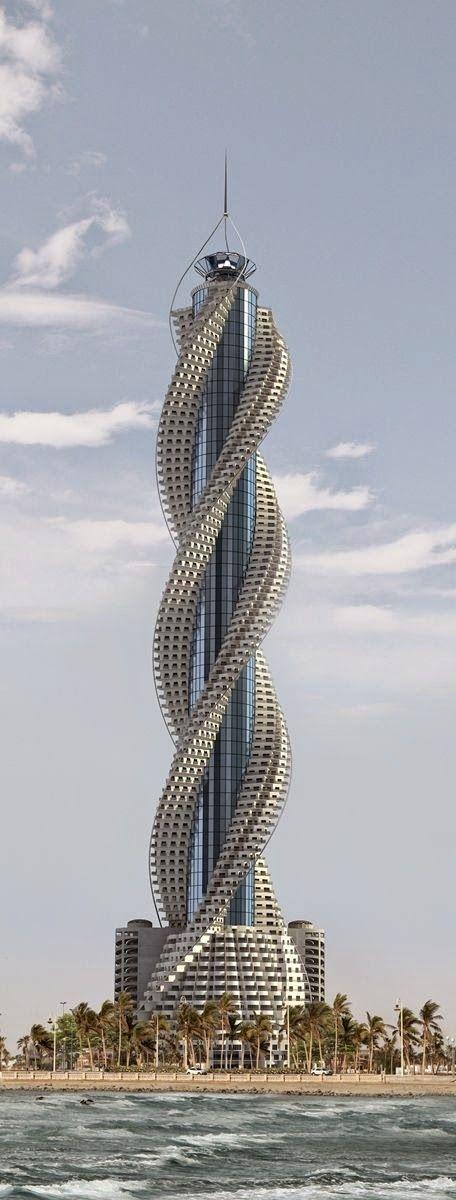 Diamond Tower, Jeddah, Saudi Arabia