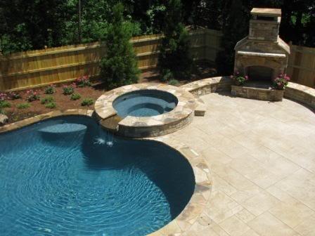 Best Pool Finishes Pebble Images On Pinterest Pool Ideas - Black pearl pebble tec pool bottom