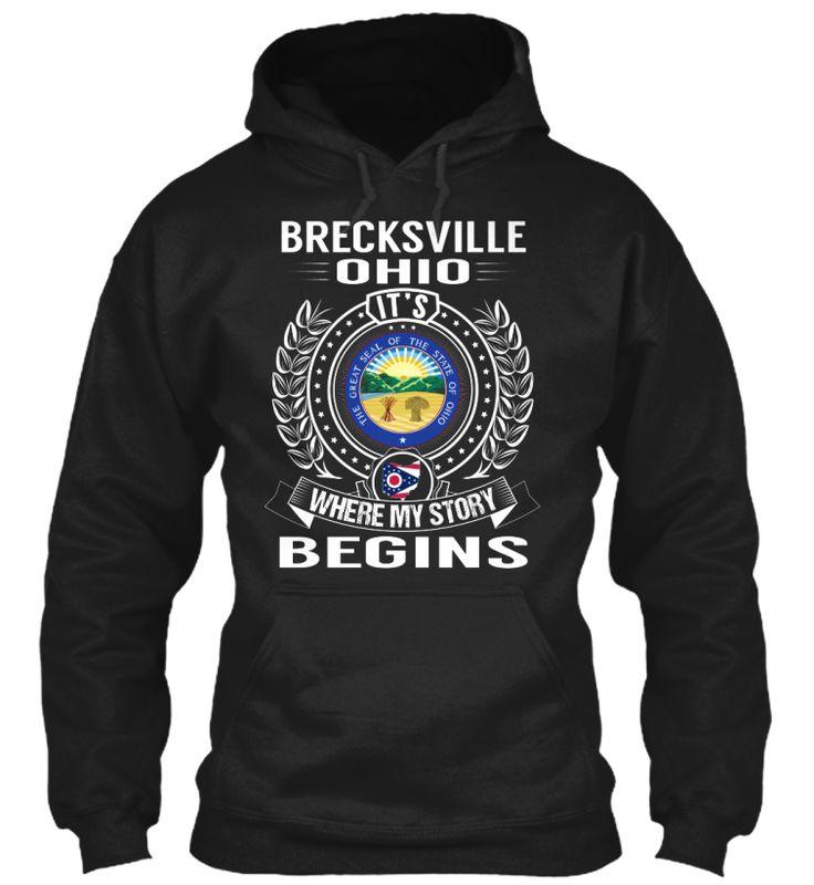 Brecksville, Ohio - My Story Begins