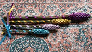 ArtisansOfAmerica: Pedricks - Lavender and Lavender Wands