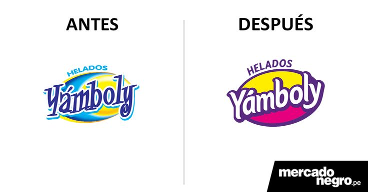 Helados Yámboly cambia de 'look'   MercadoNegro