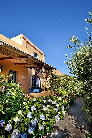 Hotel Signum, Malfa, Salina, Islas Eolias, Sicilia, Italia