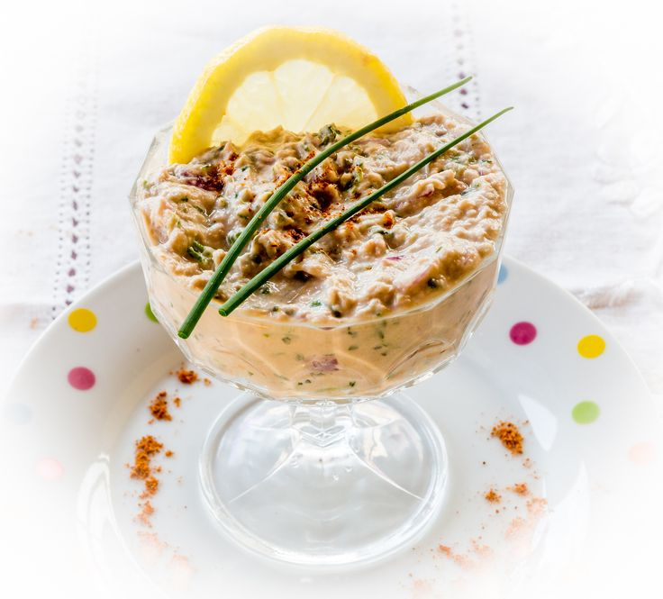 Rillettes de Thon au citron gingembre, 90,5KCal par portion, recette saine, recette minceur, bien être, 3b nutrition