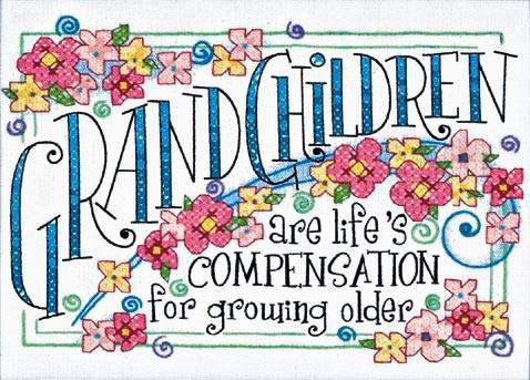 Grandchildren.