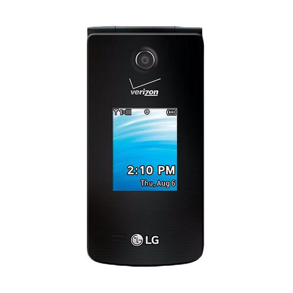Details About Lg Vn210 Terra Verizon Wireless Black Cell Phone