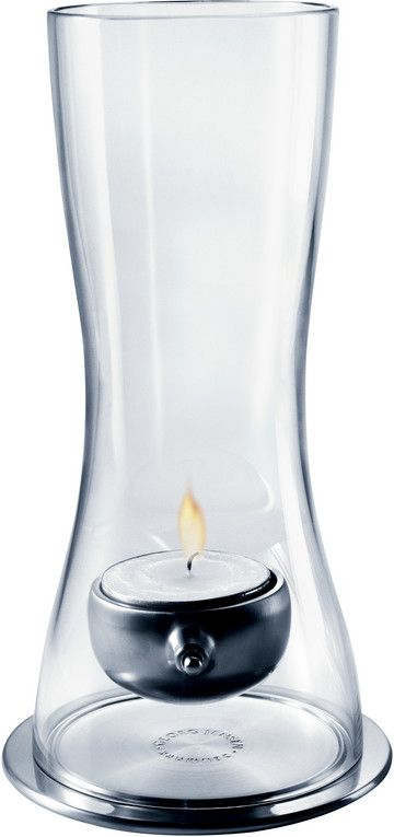 Georg Jensen Loop candle hurricane