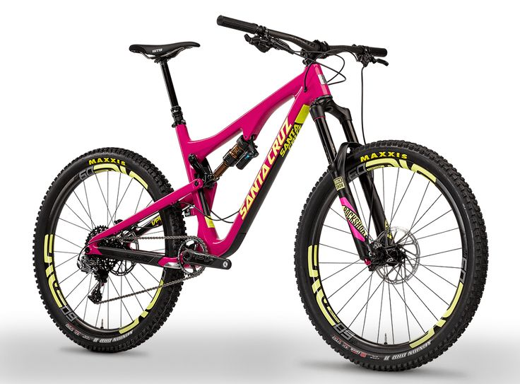 santa cruz bronson 2016 . This puppy should be in my garage in about a month...