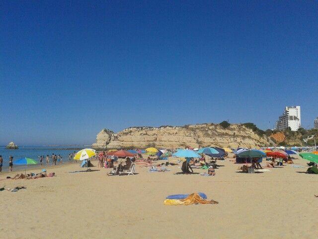 Vau beach at Portimao