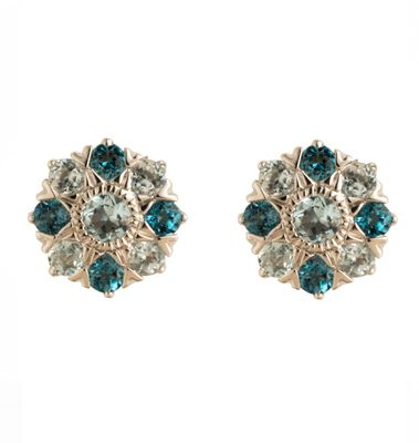 Gorgeous Cluster Earrings from emilymortimer.co.uk! Check out more Create Staff Picks for her here: http://bit.ly/1QRz6GH
