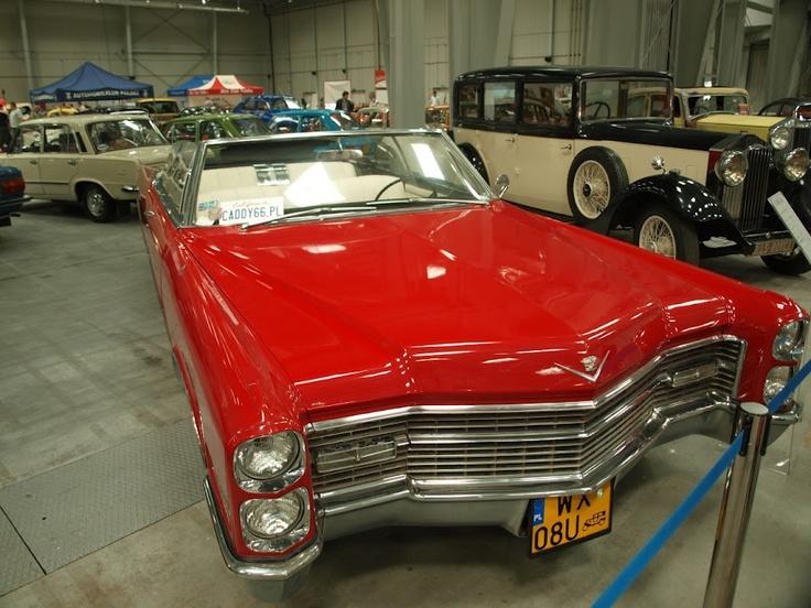 Cadillac DeVille Cabrio 1966r.
