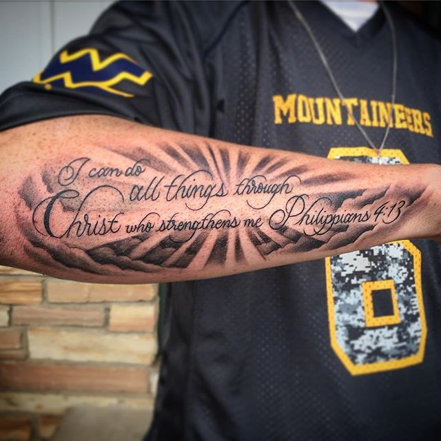 40 Philippians 4 13 Tattoo Designs For Men: 20 Best Images About Bible Verse Tattoo On Pinterest