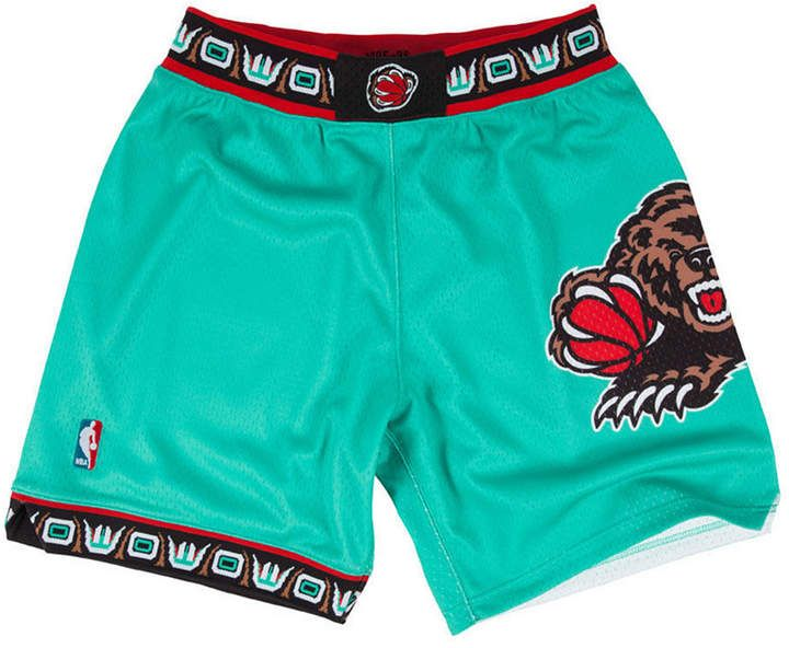 MemphisVancouver Grizzlies BasketBall Shorts