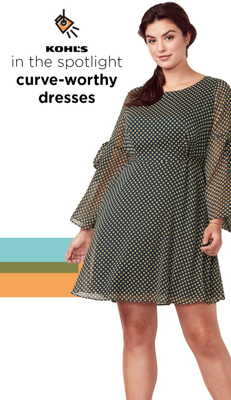 71b416e01050e Find stylish plus-size clothing at Kohl s. Show your curves some love with  a flirty