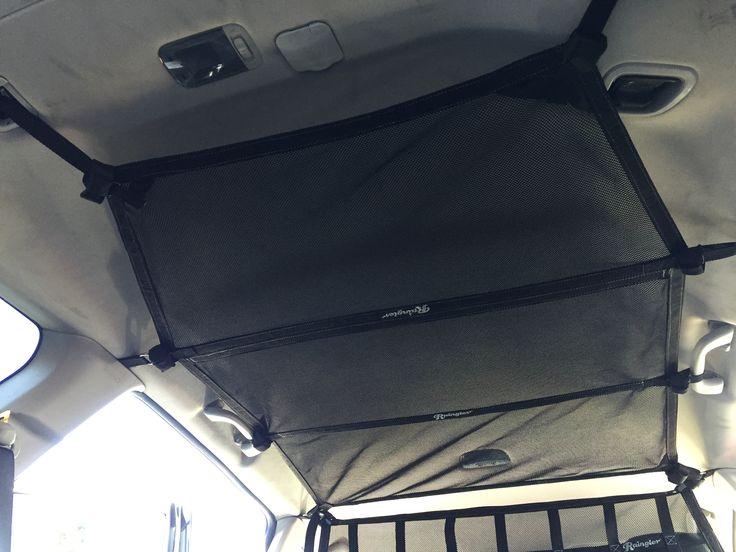 2015 - newer Subaru Outback overhead full ceiling net