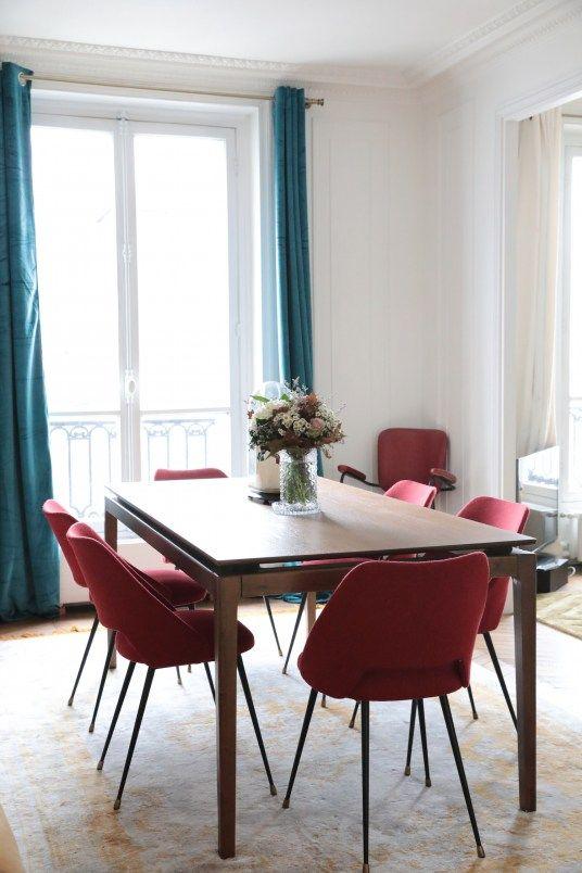 Appartement Glamour De Camille Omerin Fondatrice Maison Pere Hell Blogzine Blog Deco