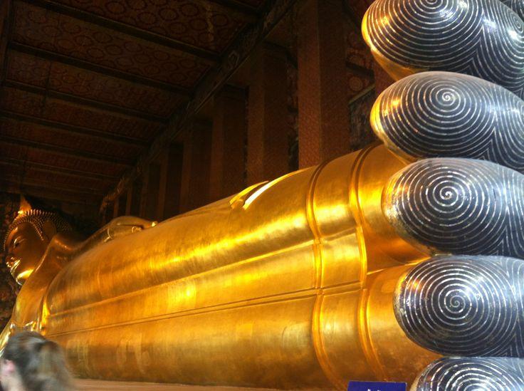 #Buddha sdraiato  #Bangkok #AroundAsia