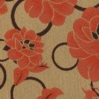 Hagia / Crimson - eclectic - upholstery fabric - other metro - by Calico