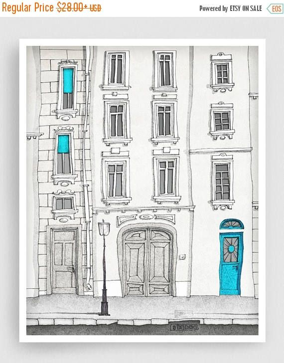 THE MAGIC DOOR (vertical version) - Paris illustration    MEDIUM: Fine Art Giclee Print signed by the artist on the back of the artwork PRINT SIZES: 8x10, 11x14, 12x16, 16x20, 20x24, 20x30, 24x30 inches with a 1/4 white border    OPTIONS  - SAVE 20-35% on multiple prints: www.etsy.me/1MHYiza  - Buy prints in different sizes: www.etsy.me/1SZcvUP  - BUY prints as rolled canvas: www.etsy.me/1cfLpdO  - Custom requests are welcome, please feel free to contact me.    PRINT DETAI...