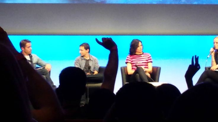 Lana Parrilla, Jared Gilmore and Sean Maguire, Fairy Tale Xivents convention II Part 3 - June 22, 2014