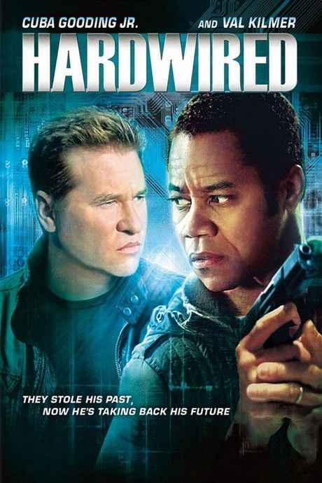 Hardwired (2009) Cuba Gooding Jr. played the role of Luke Gibson.