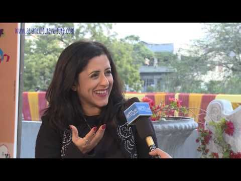 Anita Anand talks about SOPHIA: Princess, Suffragette, Revolutionary at the Jaipur Literature Festival, 2015