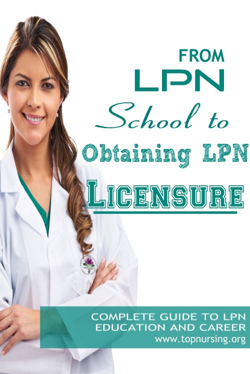From Schooling to Obtaining LPN Licensure Before you enroll in any LPN program, there are a few prerequisites that you are required to fulfill, only after which; you will be deemed eligible to take the course.