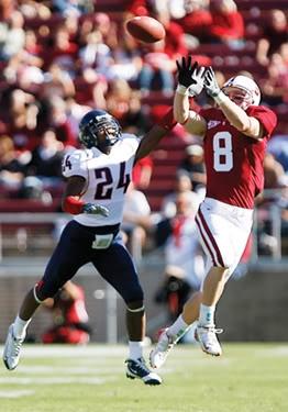 Ryan Whalen  Monte Vista HS  Stanford University  Cincinnati Bengals  6th Round Draft Pick in 2011 NFL Draft, 167th overall  #NFL  #NFLcombineprep  #walloffame  #calstrength