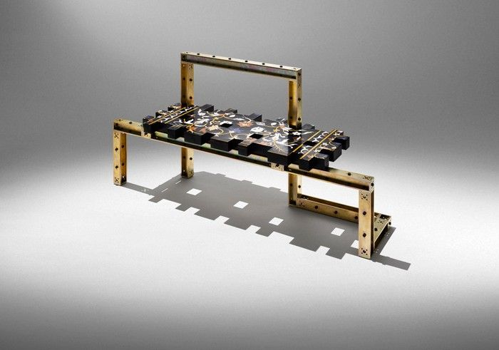 Art furniture by Nucleo