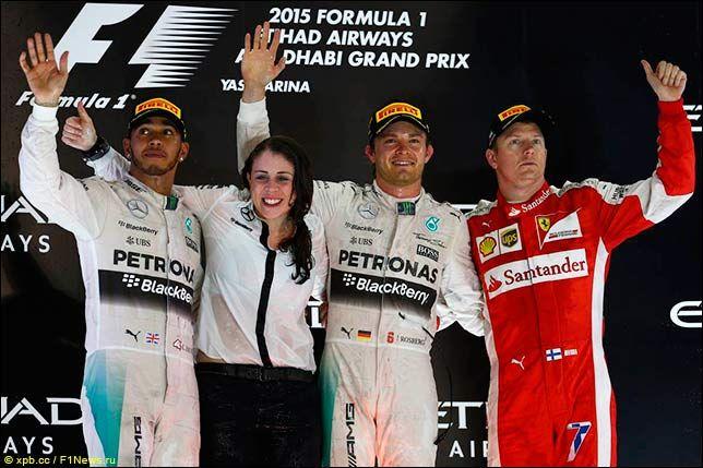 В Абу-Даби прошло финальное Гран При F-1 2015 г. | Head News