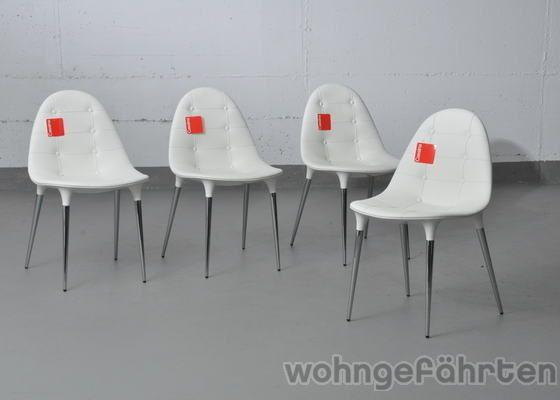 4x Cassina Stuhl Caprice Design: Philippe Starck Esstischstuhl neu OVP