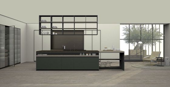 Hi-Line VVD by Dada | Fitted kitchens