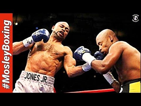 Roy Jones Jr Knockouts & Highlights - Ruff Ryders - HD - Mosley Boxing - YouTube