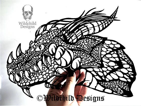 Gothic Designs 249 best wildchild designs paper cutting & illustration images on