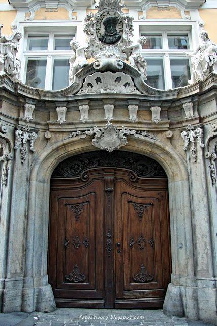drzwi, door, Graz, Austria