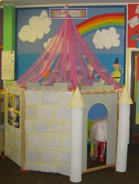 Fairytale Castle Classroom Display Photo - SparkleBox