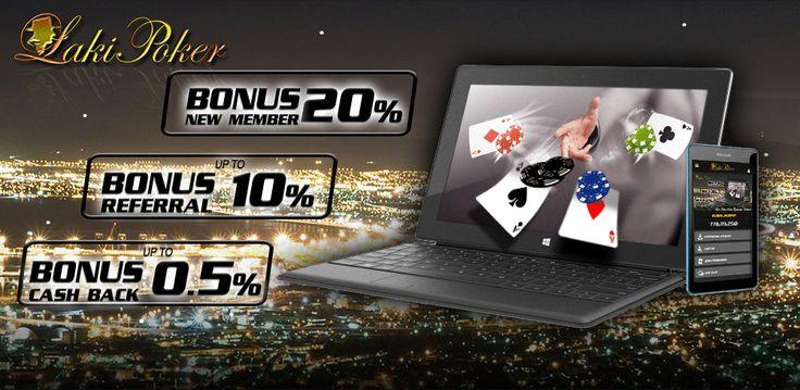 Poker Online Terper- Lakipoker.comcaya